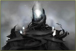 Dämonenwelt Harax